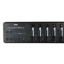MIDI контроллер KORG NANOKONTROL 2 BK, фото 6