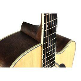 Гитара электроакустическая IBANEZ AW70ECE NT, фото 8