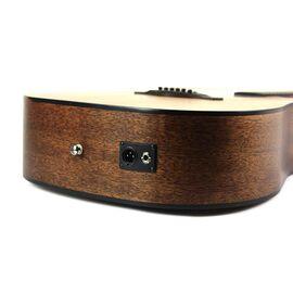 Гитара электроакустическая IBANEZ AW65ECE, фото 4