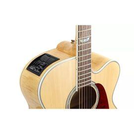 Гитара электроакустическая TAKAMINE GJ72CE-NAT, фото 6