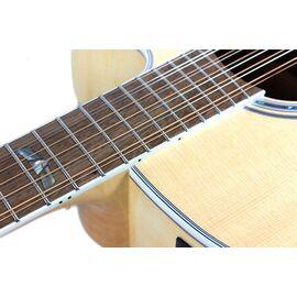 Гитара электроакустическая TAKAMINE GJ72CE-12NAT, фото 7