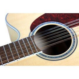 Гитара электроакустическая TAKAMINE GJ72CE-12NAT, фото 8