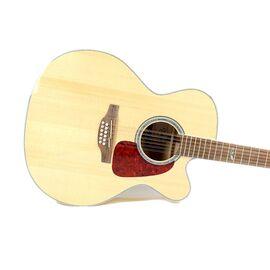 Гитара электроакустическая TAKAMINE GJ72CE-12NAT, фото 15