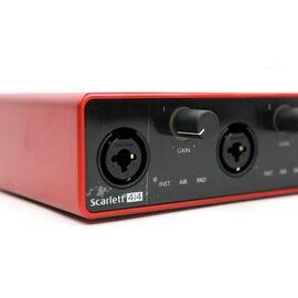 Аудіоінтерфейс FOCUSRITE Scarlett 4i4 3rd Gen, фото 8