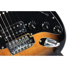 Гитарный набор SQUIER by FENDER AFFINITY SERIES STRAT HSS PACK LR BS GIG BAG 15G, фото 17