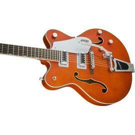 Гитара полуакустическая GRETSCH G5422T ELECTROMATIC HOLLOW BODY DOUBLE CUT ORANGE STAIN, фото 3