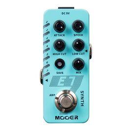 Гитарная педаль синтезатор MOOER E7 Polyphonic Guitar Synth, фото