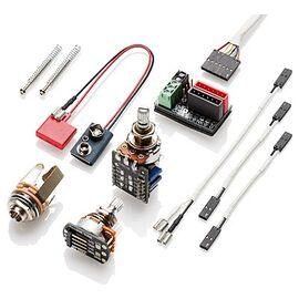Активный звукосниматель для 6-и струнных басов EMG 45TW, фото 3