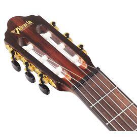 4/4 Классическая гитара с вырезом и подключением VALENCIA VC564CE, фото 7