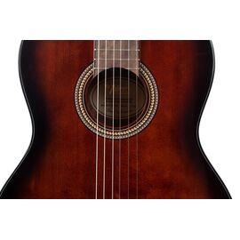 4/4 Классическая гитара VALENCIA VC564BSB, фото 5