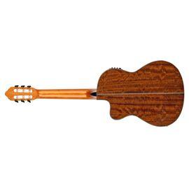4/4 Классическая гитара с вырезом и подключением VALENCIA VC564CE, фото 4