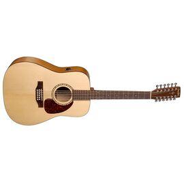 Акустическая 12-ти струнная гитара с подключением Simon&Patrick 028948 Woodland 12 Spruce QIT, фото 2