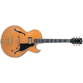Гитара полуакустическая Burny RFA-75 VN + кейс, фото