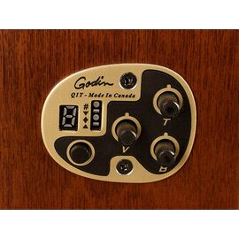 Акустическая 12-ти струнная гитара с подключением Simon&Patrick 028948 Woodland 12 Spruce QIT, фото 3