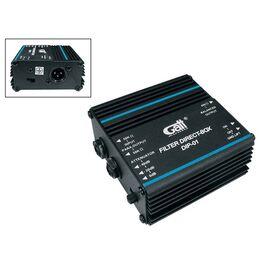 DI-Box пасивний Gatt Audio DIP-01, фото
