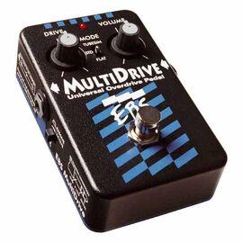 Бас-гитарная/гитарная педаль эффектов EBS MultiDrive, фото