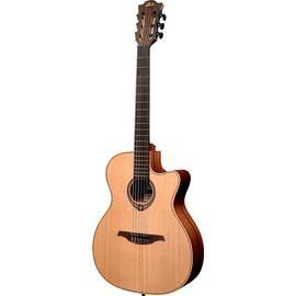 Гитара электроакустическая Lag Tramontane TN170ASCE, фото