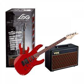 Гитарный набор Lag GLE PACKA60-DRD, фото