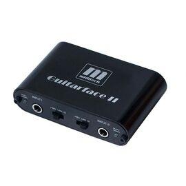 Аудиоинтерфейс / звуковая карта Miditech Guitarface II, фото