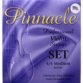 Струны для скрипки Super-Sensitive Pinnacle SS2707 (Medium), фото