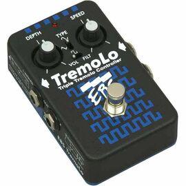Бас-гитарная / гитарная / клавишная педаль эффектов EBS TremoLo, фото