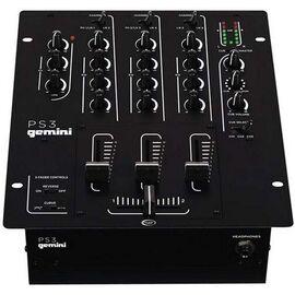 Микшерный пульт для DJ Gemini PS-3, фото
