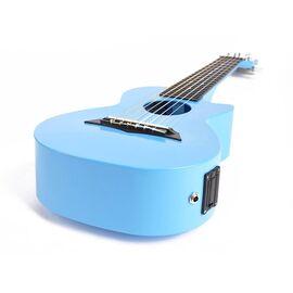 Электроакустическая тревел гитара (гитарлеле) Korala PUG-40E-LBU, фото 4