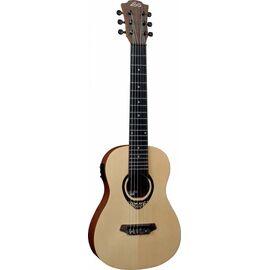 Электроакустическая Тревел гитара (гитарлеле) Lag TIKI TKT150E / travel, фото
