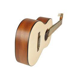 Гитара классическая Salvador Cortez TC-460 (гитарлеле/travel-гитара), фото 7