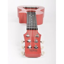 Тревел гитара (гитарлеле) Korala PUG-40-RD, фото 5