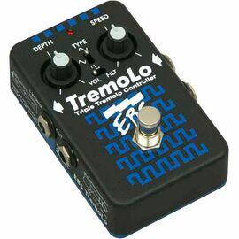 Бас-гитарная / гитарная / клавишная педаль эффектов EBS TremoLo (без коробки), фото