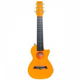 Электроакустическая тревел гитара (гитарлеле) Korala PUG-40E-OR, фото