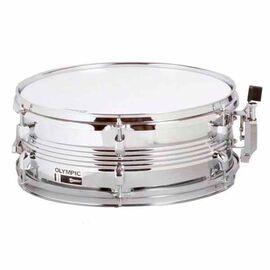 Барабан маршевый Premier Olympic 615055ST 14x5,5 Steel Snare Drum, фото