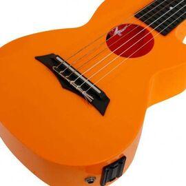 Электроакустическая тревел гитара (гитарлеле) Korala PUG-40E-OR, фото 10