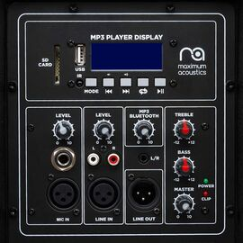 Активна акустична система Maximum Acoustics ACTIVE.15, фото 7