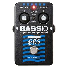 Бас-гитарная / гитарная педаль эффектов EBS IQ BassIQ (без коробки), фото 2