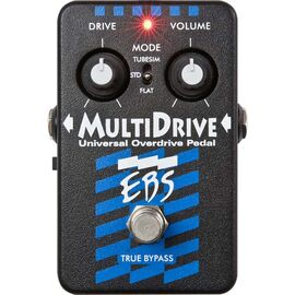 Бас-гитарная/гитарная педаль эффектов EBS MultiDrive (без коробки), фото 2