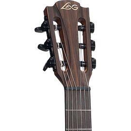 Електроакустична гітара з нейлоновими струнами Lag Tramontane TN100ACE, фото 2