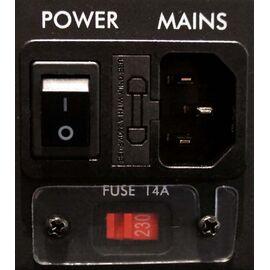Басовий підсилювач EBS RD250 Reidmar, фото 5