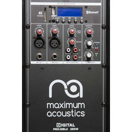 Активная акустическая система Maximum Acoustics Digital PRO.12 BLU, фото 6