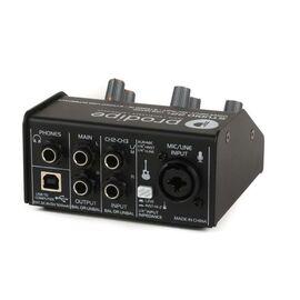 USB-Аудиоинтерфейс / звуковая карта Prodipe Studio 22+, фото 3