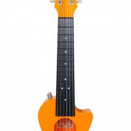 Электроакустическая тревел гитара (гитарлеле) Korala PUG-40E-OR, фото 5