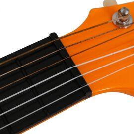 Электроакустическая тревел гитара (гитарлеле) Korala PUG-40E-OR, фото 18