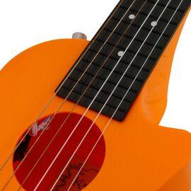 Электроакустическая тревел гитара (гитарлеле) Korala PUG-40E-OR, фото 15