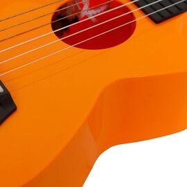 Электроакустическая тревел гитара (гитарлеле) Korala PUG-40E-OR, фото 14