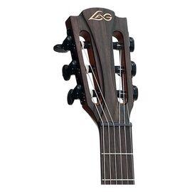 Електроакустична гітара з нейлоновими струнами Lag Tramontane TN200A14CE, фото 3