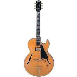 Гитара полуакустическая Burny RFA-75 VN + кейс, фото 2