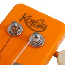 Электроакустическая тревел гитара (гитарлеле) Korala PUG-40E-OR, фото 20