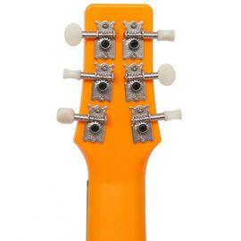Электроакустическая тревел гитара (гитарлеле) Korala PUG-40E-OR, фото 8