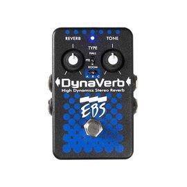 Бас-гитарная/гитарная/клавишная/вокальная педаль эффектов EBS DynaVerb, фото 2